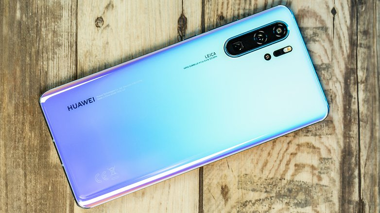 AndroidPIT huawei p30 pro назад3