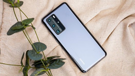 AndroidPIT huawei p40 pro back np3