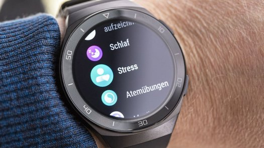 AndroidPIT huawei watch gt 2e options