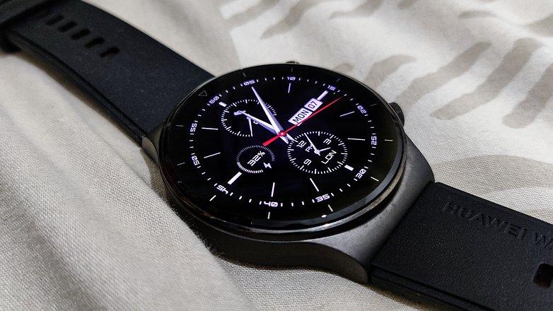 The watch Huawei GT2 1