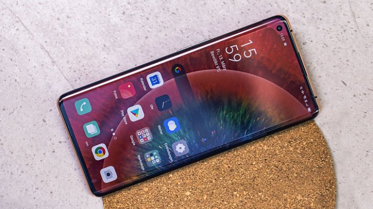 AndroidPIT oppo find x2 pro front2