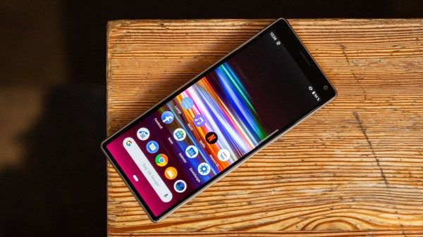Sony Xperia 10 (Plus) hands-on review | AndroidPIT