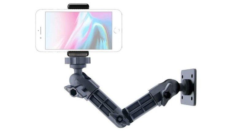 wall mount smartphone