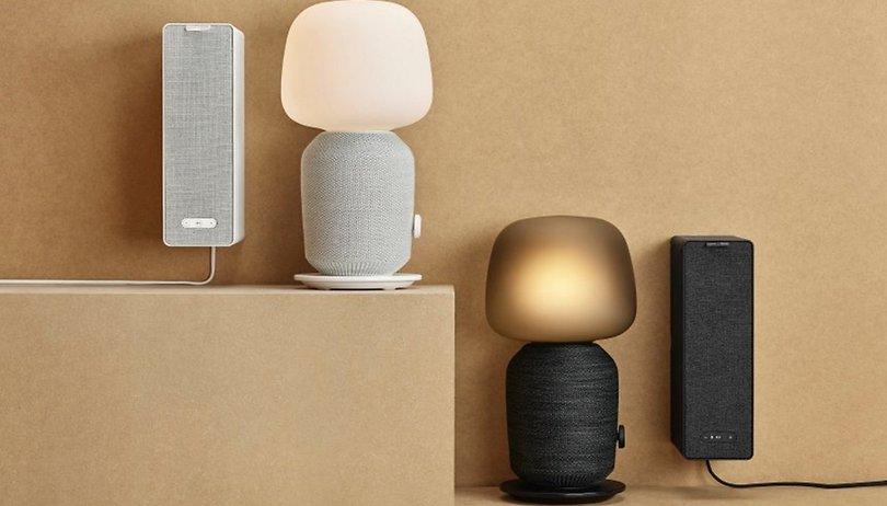 Ikea Sonos Symfonisk Moitié Lampe Moitié Enceinte