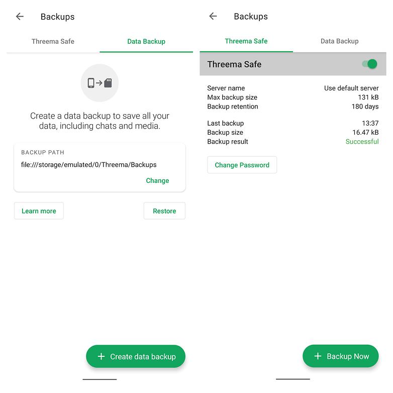 приложение Threema