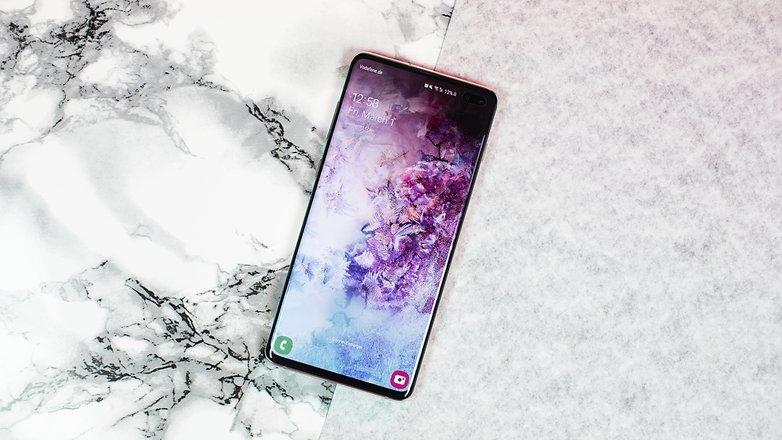 Samsung Галактика С10 11