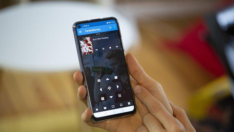 AndroidPIT Chromebox Media Center Handheld