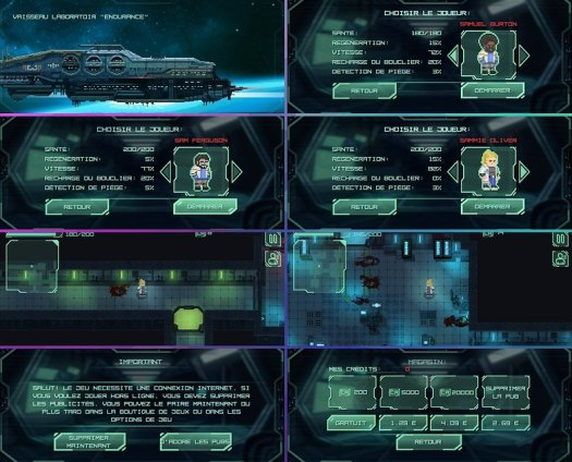 5 apps ios android semaine endurance space action