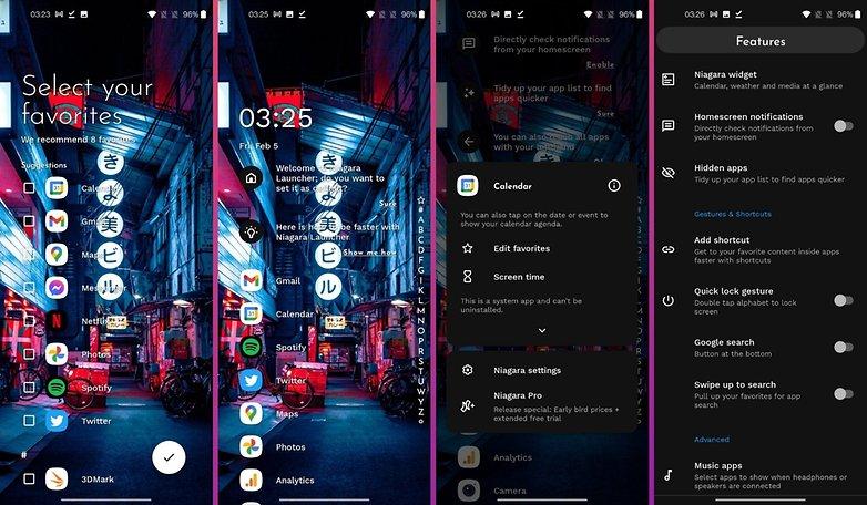 Week 6 5 launcher apps niagara
