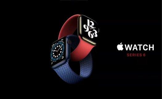 hero apple watch series 6
