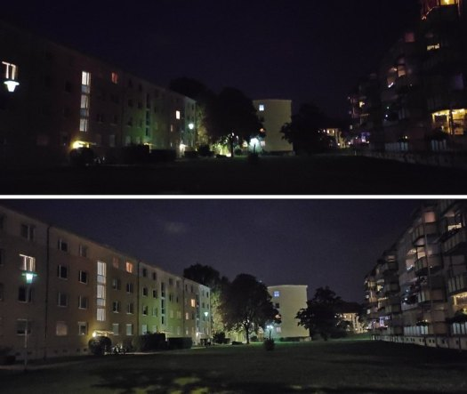 redmagic 5s review photo night