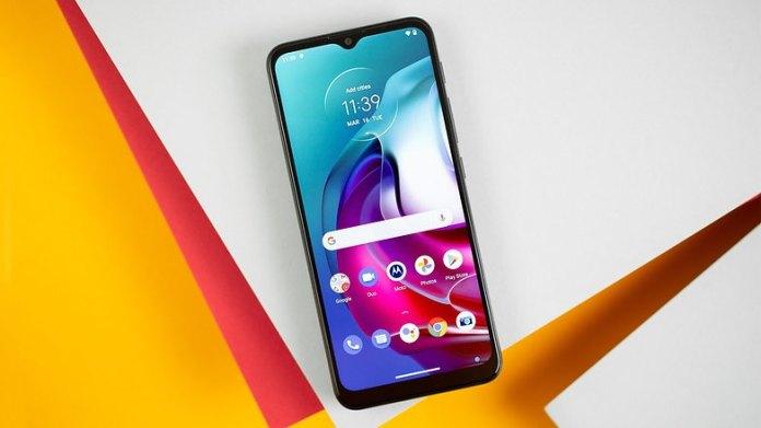 NextPit Motorola Moto G30 screen