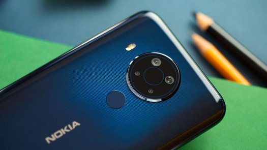 NextPit Nokia 5 4 camera