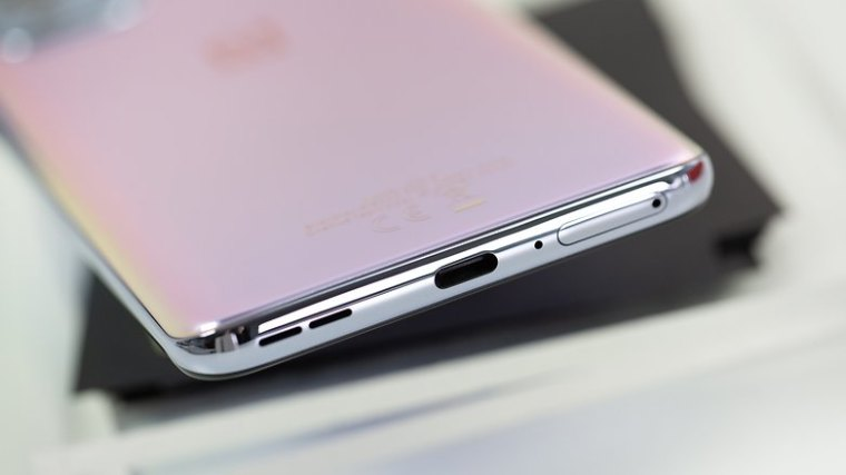 NextPit OnePlus 9 usb