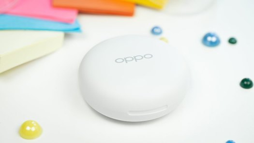 AndroidPIT Oppo Enco W31 case closed