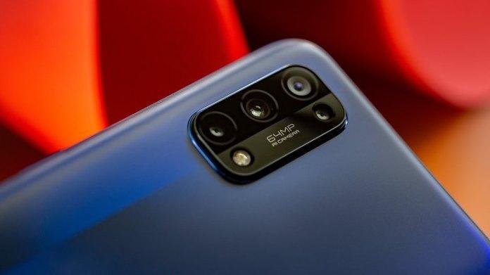 NextPit Realme 7 Pro camera