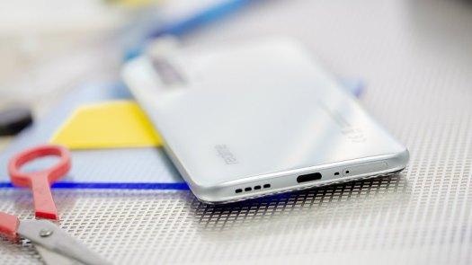 AndroidPIT Realme X3 usb
