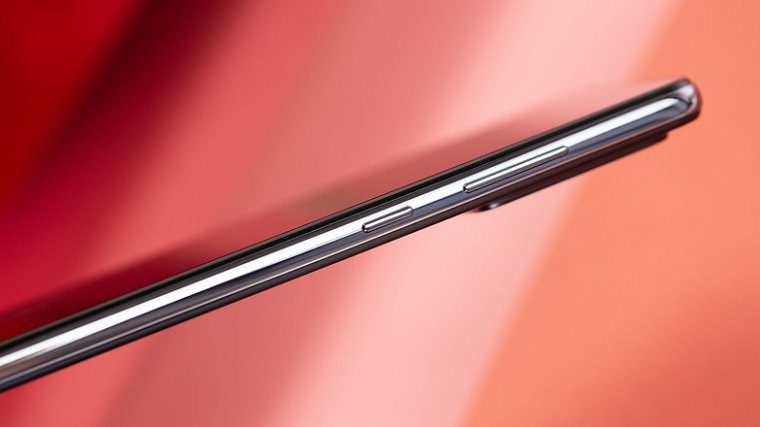 NextPit Samgung Galaxy A72 side
