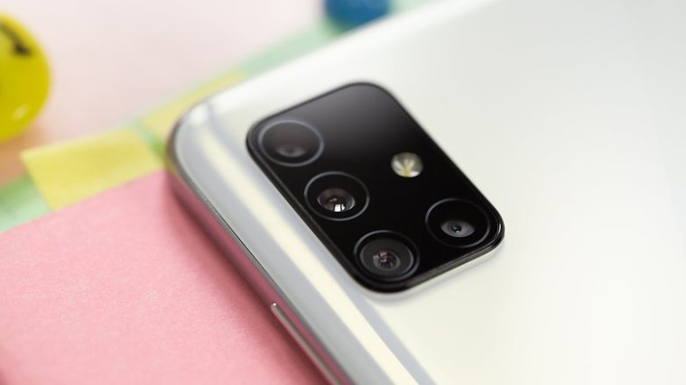 AndroidPIT Samsung Galaxy A51 camera
