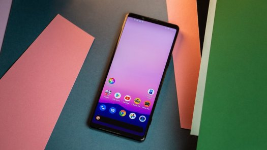 AndroidPIT Sony Xperia 1 II front