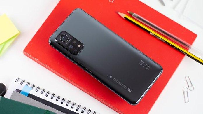 NextPit Xiaomi Mi 10T Pro back