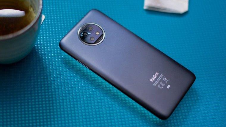 NextPit Xiaomi Redmi Note 9T back side