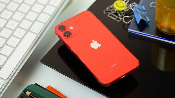 NextPit iPhone 12 Mini back