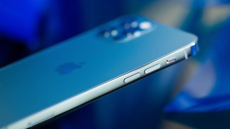 NextPit iPhone 12 Pro side