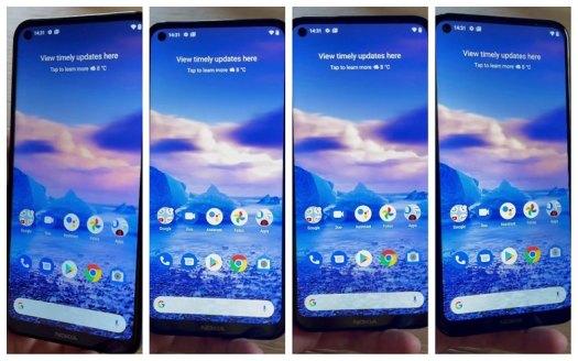 Display Nokia 5 4 NextPit