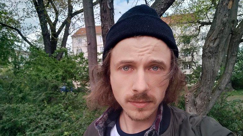 Oppo A74 Portrait