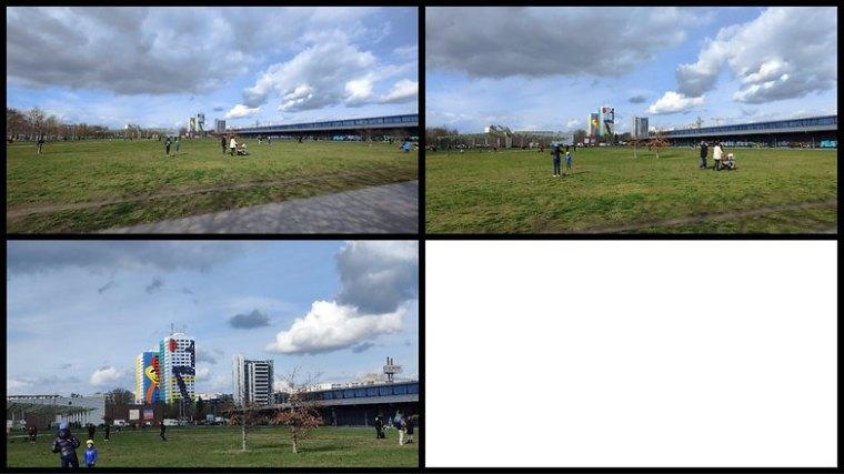 Oppo Find X3 Pro Zoom Comparison