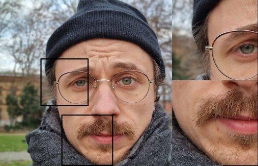 Portraet Vergroessert