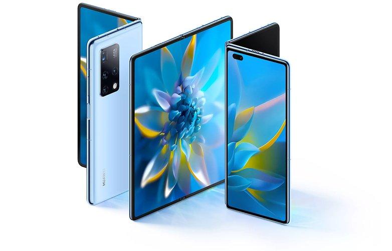 Huawei mate X2 hero