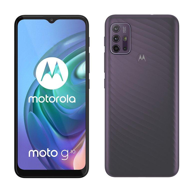 Motorola MOTO g10 Gray Dawn 5