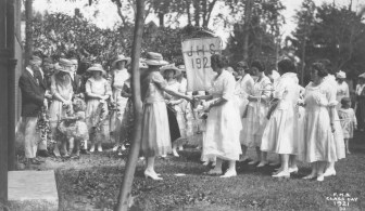Class Day, 1921