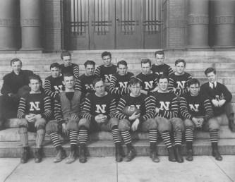 Men's Football Team, 1913