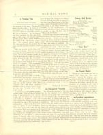 Page 4 of the 1916 Normal News
