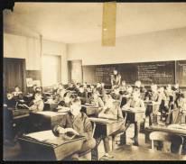 Student Teaching, c. 1900-10