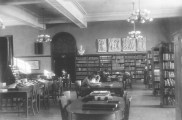 Thompson Hall Library, c. 1930-50