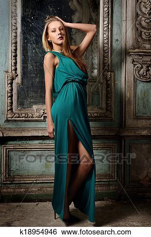 Poster do filme A Mulher de Verde