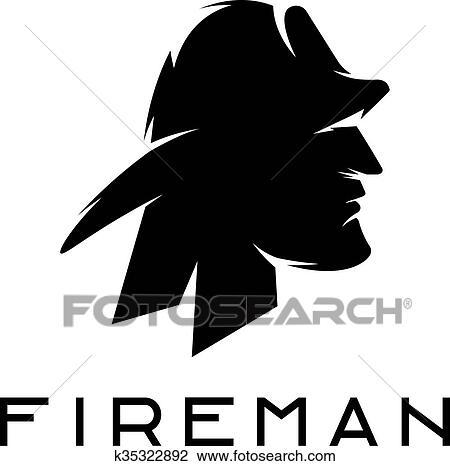 fireman silhouette clip art # 52