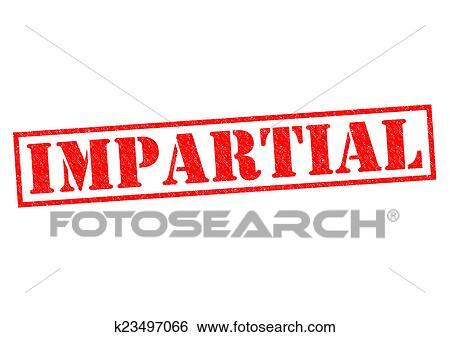 IMPARTIAL Stock Illustration | k23497066 | Fotosearch