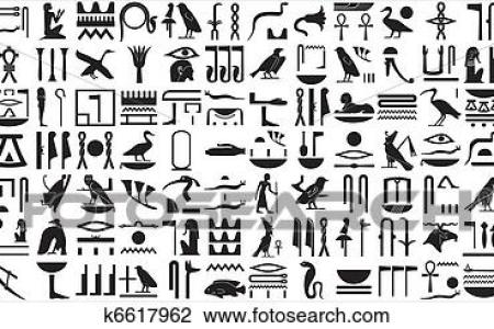 Ancient Egyptian Hieroglyphics Full Hd Maps Locations Another