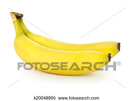 香蕉 攝影圖庫   k20048905   Fotosearch