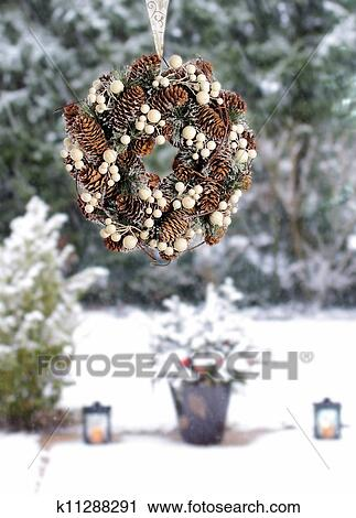 Stock Photography - Advent  wreath. Fotosearch - Search Stock Photos, Pictures, Prints, Images, and Photo Clip Art