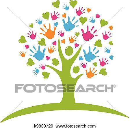 Κλιπαρτ - δέντρο, με, ανάμιξη, και, αγάπη, άγαλμα. Fotosearch - Αναζήτηση Clipart, τοιχογραφιών σε αφίσα, σχεδίων και διανυσματικών γραφικών EPS συμπυκνωμένης μορφής PostScript