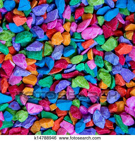 Stock Images Of Colorful Stone Texture Background K14788946 Search Stock Photography Poster