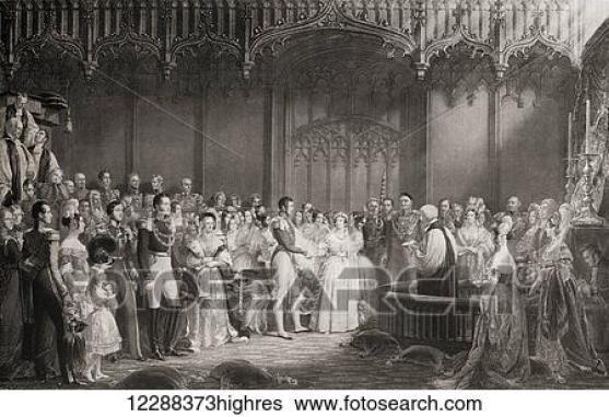 Resultado de imagem para casamento da rainha victoria