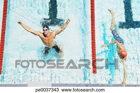 Poster do filme Swimmers - Em Busca da Vitória