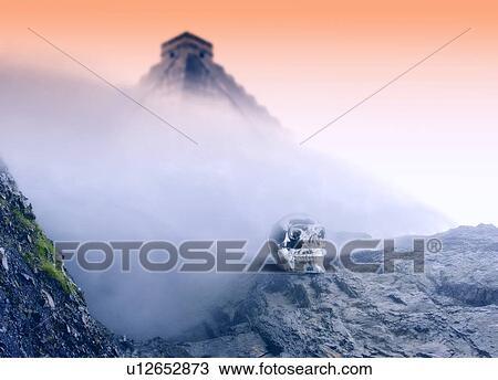 Poster do filme A Pirâmide de Cristal